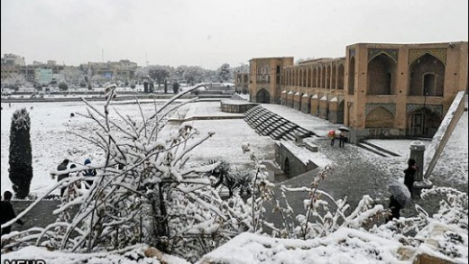 برف شادی
